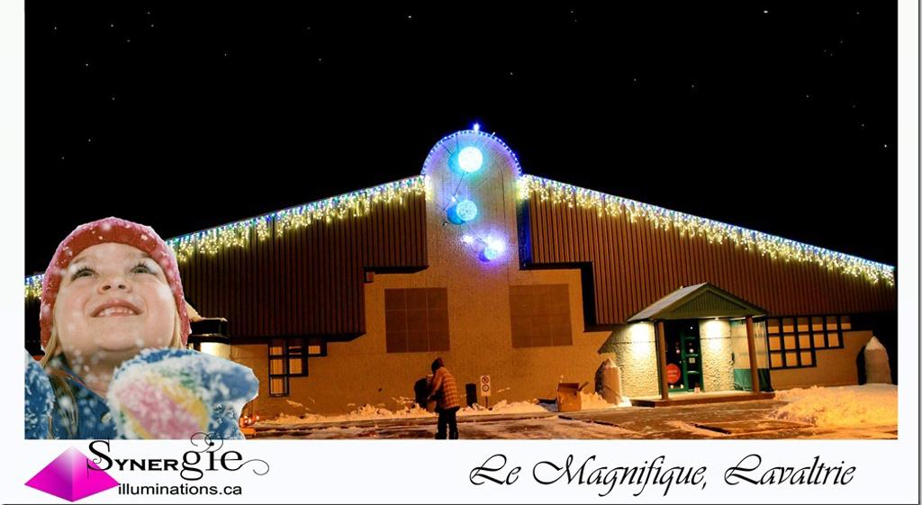 Concours décorations de Noël 2013