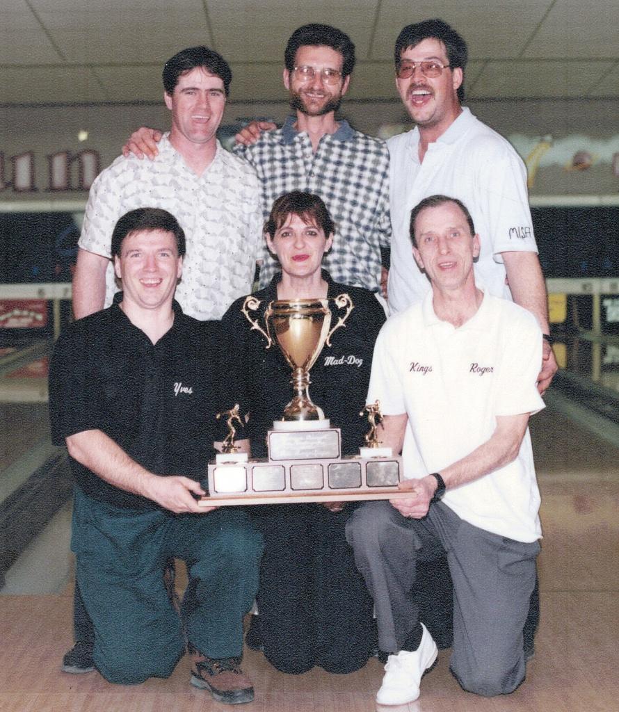 Champions 1995 96