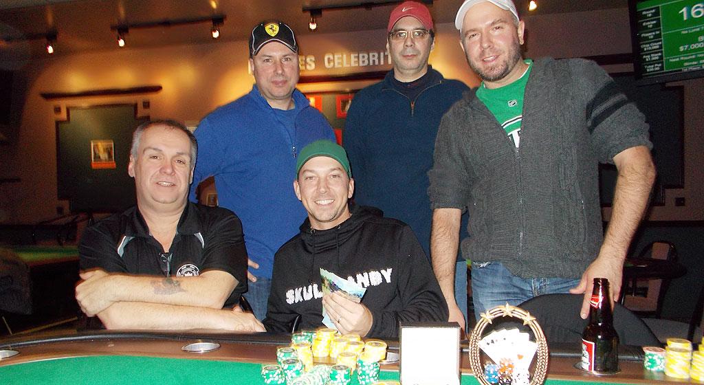 Gagnant Poker 24 Janv Une W