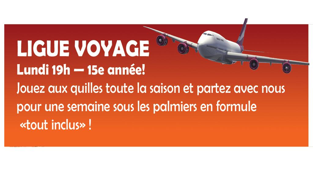 Ligue Voyage Une Web