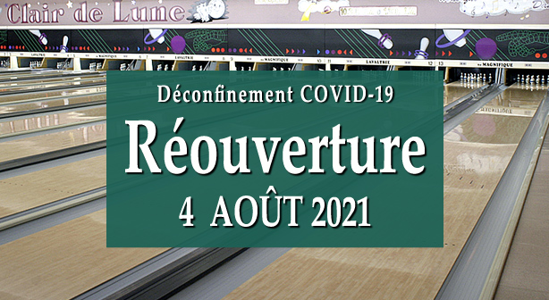 Covid Reouvert Aout21 Une
